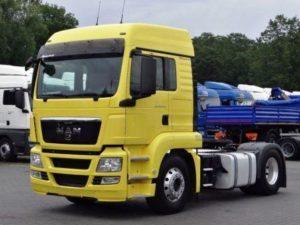 ремонт грузовиков Ман