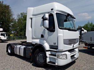 Выездная диагностика и ремонт грузовиков Рено