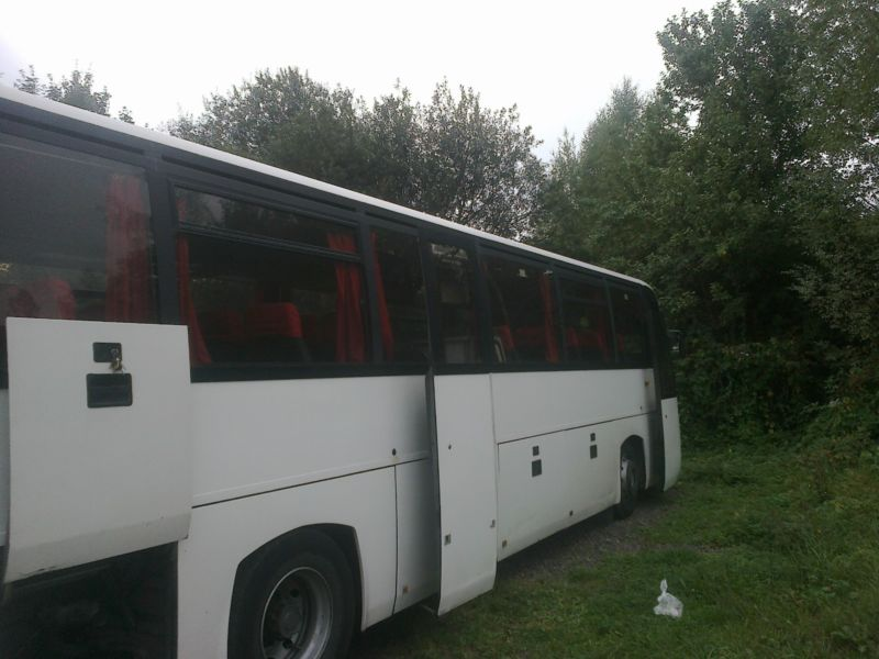 Диагностика и ремонт автобусов на выезде