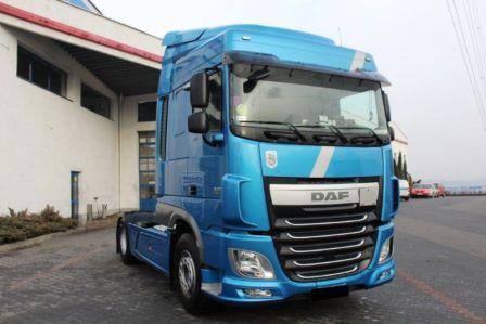 Выездная диагностика и ремонт грузовиков Даф