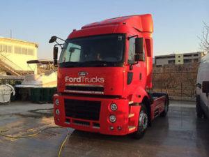 Диагностика грузовиков Форд
