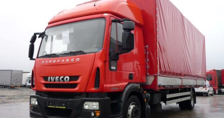 Диагностика грузовиков Ивеко