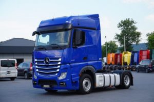 Диагностика грузовиков Мерседес