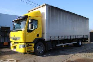 Диагностика грузовиков Рено