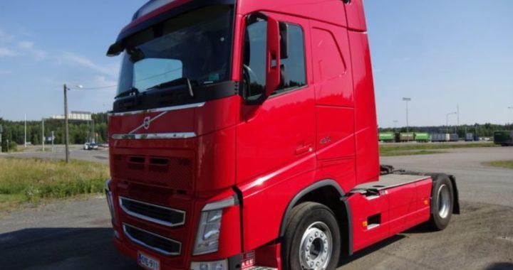 Диагностика грузовиков Вольво
